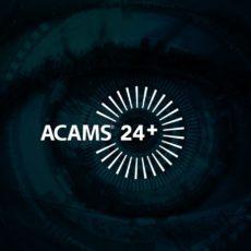 Gary presents at the ACAMS 24+ online financial crime marathon