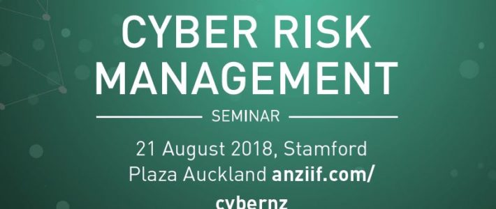 Cyber Risk and Data Protection top of mind on both sides of the Tasman